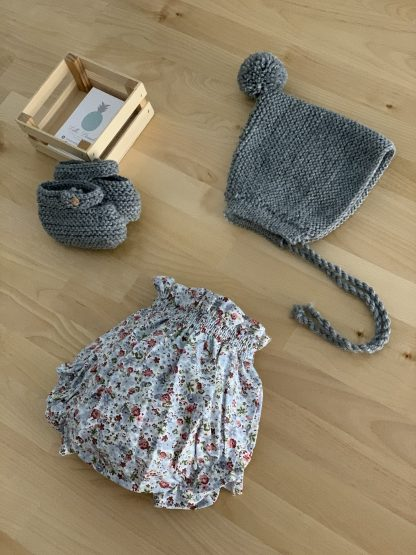 patuco gris