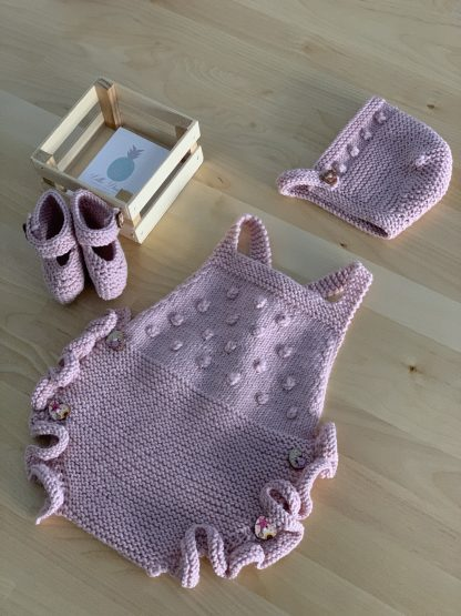 conjunto cayetano rosa bebé